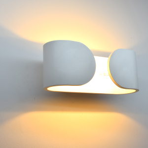Wall-Mount-Simple-White-Indoor-COB-LED-Wall-Lights