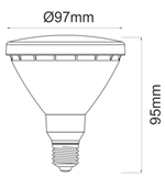 medidas par30 gl