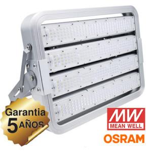 PROYECTOR LED EXTERIOR 400W PROFESIONAL Y 5 AÑOS GARANTÍA 5700K