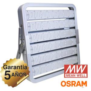 PROYECTOR LED EXTERIOR 600W PROFESIONAL Y 5 AÑOS GARANTÍA 5700K