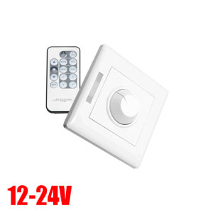 REGULADOR LED 12-24V CON MANDO A DISTANCIA