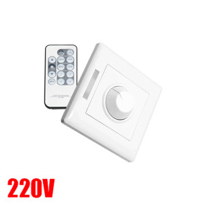 REGULADOR LED 220V CON MANDO A DISTANCIA