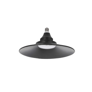 BOMBILLA LED UFO E27 30W NEGRA 4000K