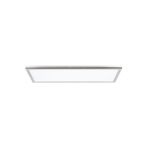 PANEL LED SUPERFICIE SLIM 60x30 NIQUEL SATINADO 6000K