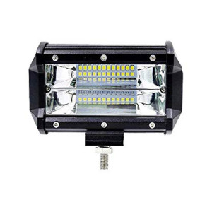 FARO LED DE TRABAJO RECTANGULAR 72W IP65 6500K