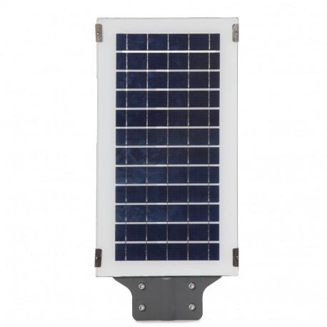 FAROLA LED SOLAR 40W CON SENSOR MOVIMIENTO 6000K
