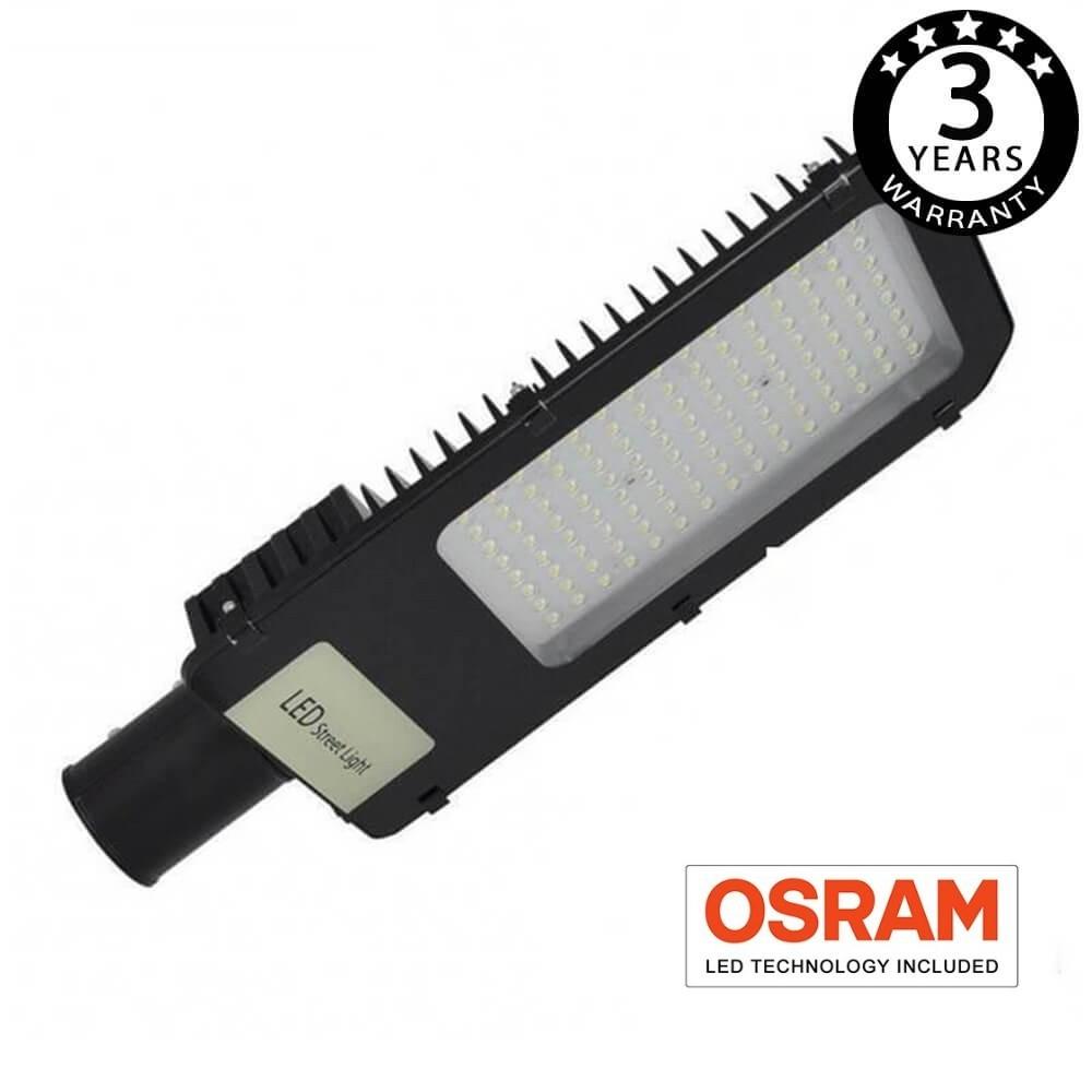 CABEZAL FAROLA LED PARA POSTE Ø60mm 100W IP66 4000K