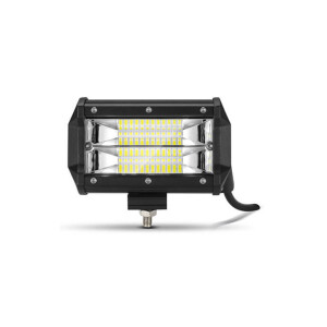 FARO LED DE TRABAJO RECTANGULAR 72W IP65 6000K