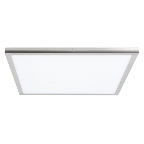 PANEL LED SUPERFICIE SLIM 60×60 NIQUEL SATINADO 6000K 1