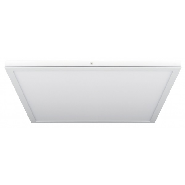 PANEL LED SUPERFICIE SLIM 60×60 BLANCO 6000K 1