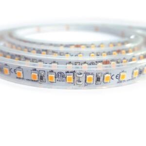 TIRA LED 24V PROFESIONAL 2835 180L 18W-m IP67 (ROLLO 5m.) 4000K