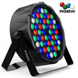 FOCO LED AUSTIN 54W RGBW DMX
