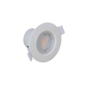 LED SPOT REDONDO 8W BLANCO IP54 6000K