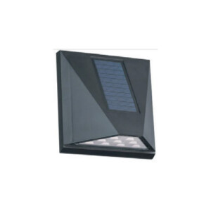 APLIQUE SOLAR PARED 19184 CON SENSOR MOVIMIENTO 4000K