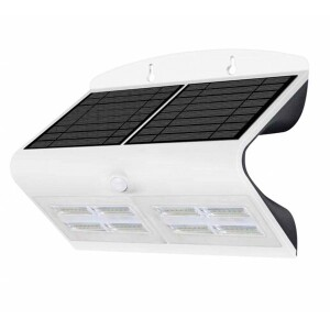 APLIQUE SOLAR PARED 6,8W CON SENSOR MOVIMIENTO 3K/6K