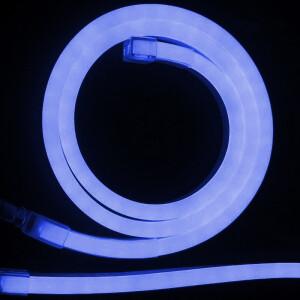NEON LED FLEXIBLE 6mm 12V 9,6W AZUL AZUL