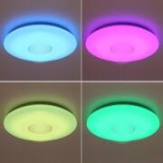 PLAFON LED 24W CCT+RGB WIFI CCT+RGB