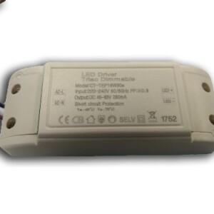 DRIVER 18W 280mA PF?0.9 45V-63V DIMABLE