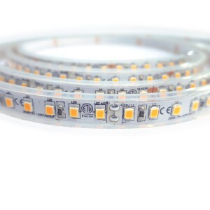 TIRA LED 24V PROFESIONAL 2835 180L 18W-m IP67 (ROLLO 5m.) 3000K
