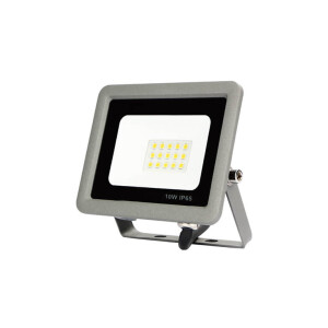 PROYECTOR LED EXTERIOR 10W SLIM 6000K