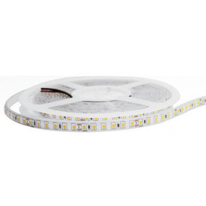 TIRA LED 24V 2835 120L 9,6W-m IP67 (ROLLO 5m.) 3000K